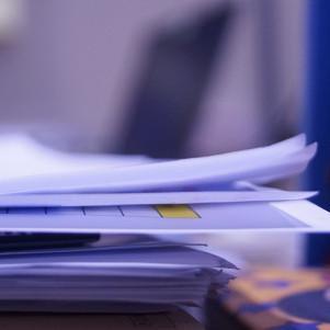 Ксерокопирование документов (на бумаге заказчика)