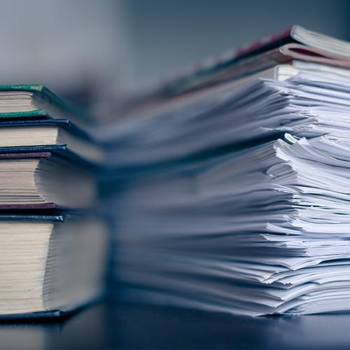 Editing a description in bibliographic lists