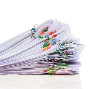 Услуги по копированию документов