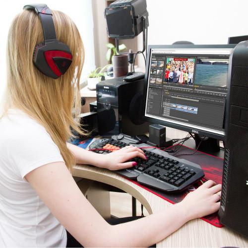 Изготовление информационных и рекламных видеосюжетов