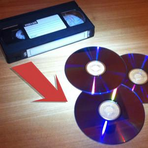 Videotape digitalization