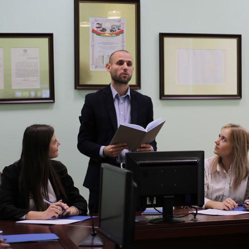 Определение уровня владения иностранным языком студентов ГрГУ им. Янки Купалы для участия в программе Erasmus+