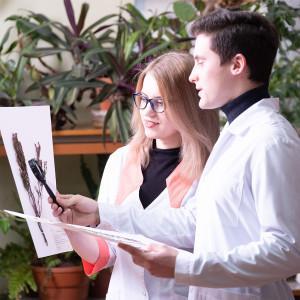 Образовательные курсы по биологии в Школе точных наук