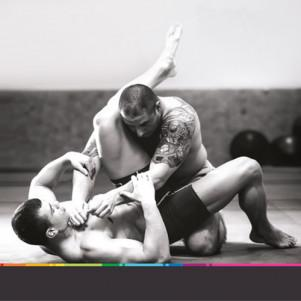 Martial arts with elements of self-defence, grappling, and crossfit