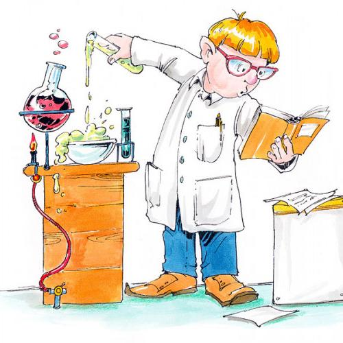Express chemistry courses for preparing schoolchildren of the Olympic reserve
