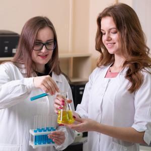 Образовательные курсы по химии в Школе точных наук