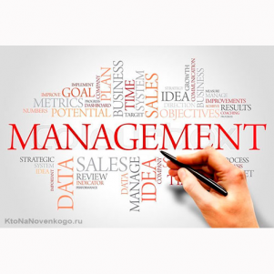 "Educational courses "" Basis of management"""