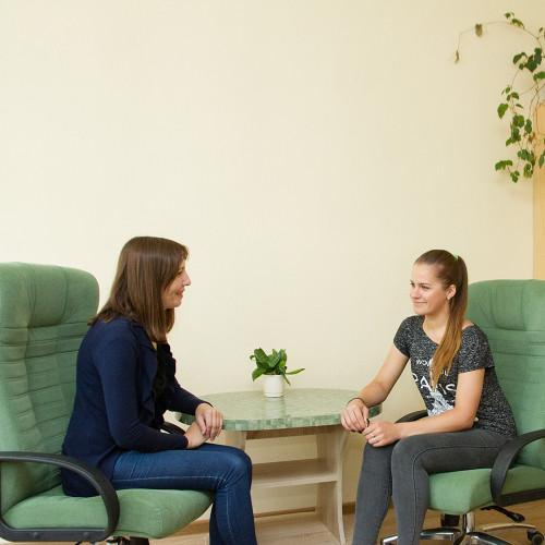 Психологическое консультирование по проблемам личности