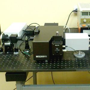 Stark spectrometer