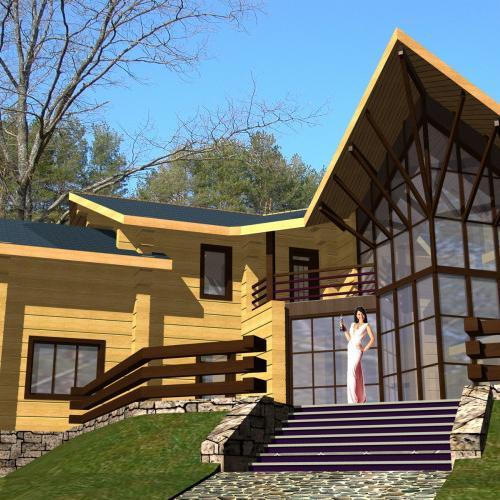 3D modeling of buildings, 3D printing of building model