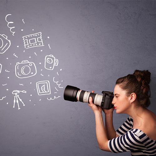 Творческая фотография для начинающих