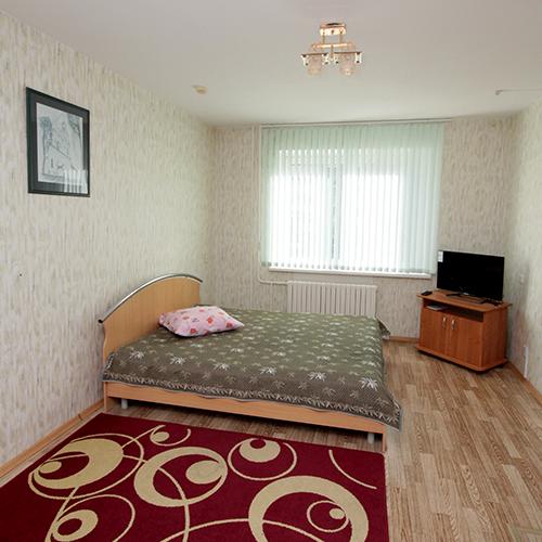 1-комнатный  двухместный номер