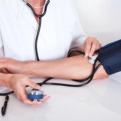 Суточное мониторирование артериального давления (СМАД)
