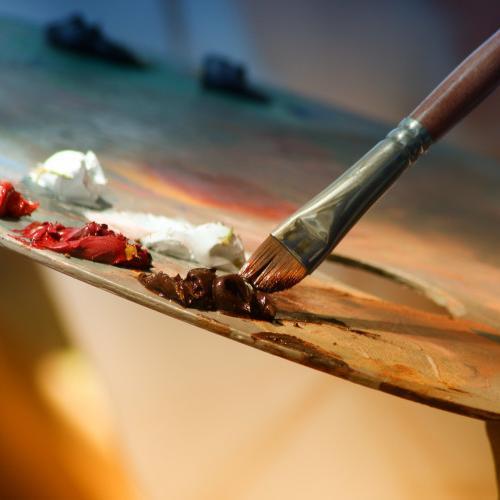 Studio of fine arts