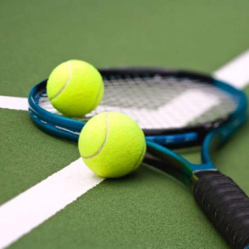 Теннис на кортах (групповое занятие)