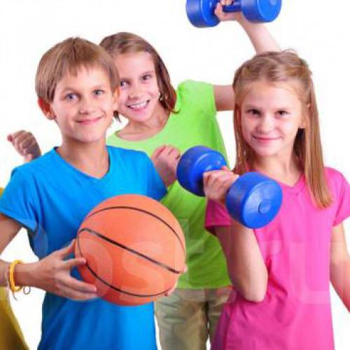 General physical training for children under 10