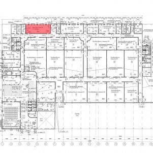 Предоставление в аренду офис (Open Space) №1 IT-компании