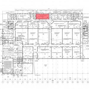 Предоставление в аренду офис (Open Space) №2 IT-компании