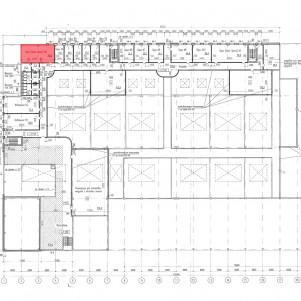Предоставление в аренду офис (Open Space) №2