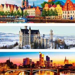 Берлин – это Германия, Германия – это Берлин! (5 дней)