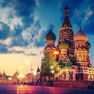 Москва Златоглавая (4 дня)