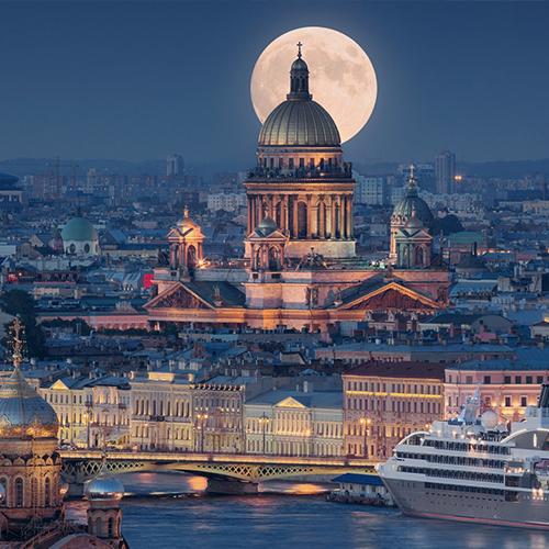 Marvelous Saint Petersburg (6 days)