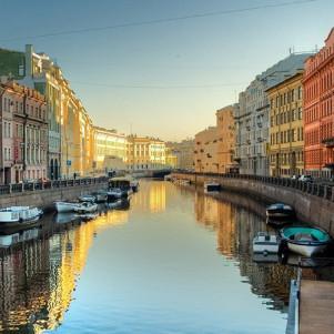 Блистательный Санкт-Петербург (5 дней)