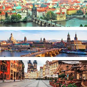 Прага – Дрезден – Прага (5 дней)