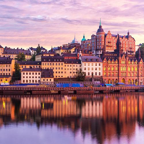 Tallinn – Stockholm – Riga (4 days)