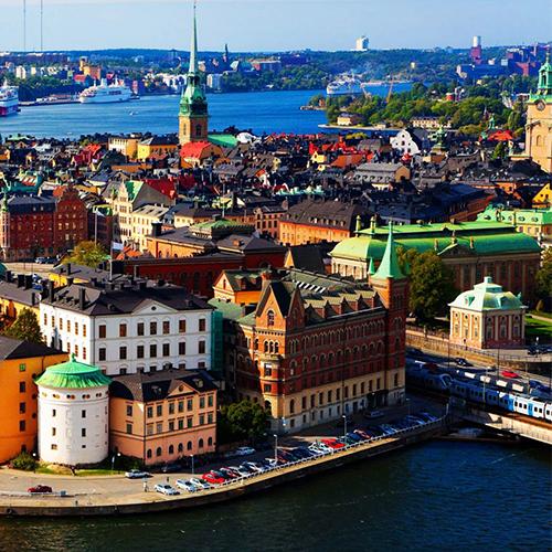 Tallinn – Riga – Jurmala – Vilnius (4 days)