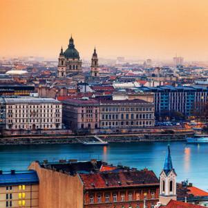 Будапешт – Вена – Прага (5 дней)