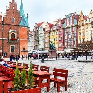 Вроцлав – Баутцен – Дрезден – Мейсен – Альбрехтбург – Морицбург – Лейпциг (5 дней)