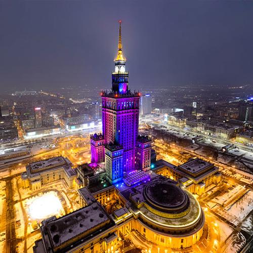 Vilnius-Druskininkai-Warsaw (3 days)